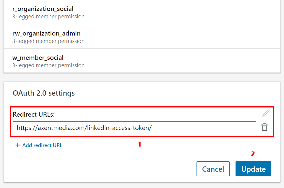 AX Social Stream WordPress Plugin Documentation