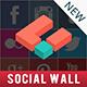 Cornerstone Social Wall