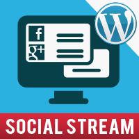 AX Social Stream logo
